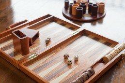 Los juegos inteligentes tienen muchos años de historia, como el backgammon