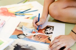 En el taller de cómic y novela gráfica se aprenden técnicas de dibujo y redacción
