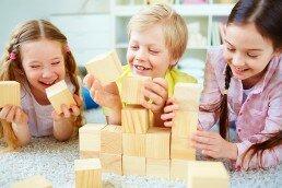 Taller de inteligencias múltiples en el que los niños desarrollan su potencial