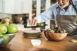 Los talleres de bienestar para adultos ayudan principios básicos de nutrición saludable